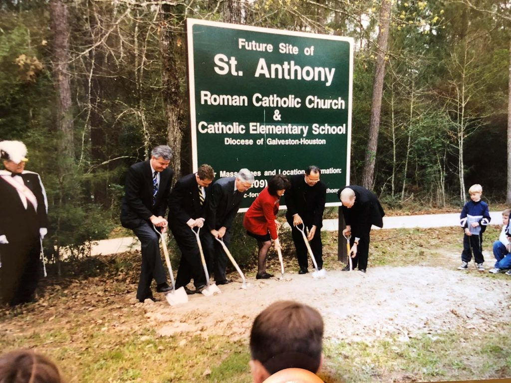 St. Anthony of Padua - Our Story