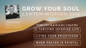 St. Anthony of Padua - Lenten Mission