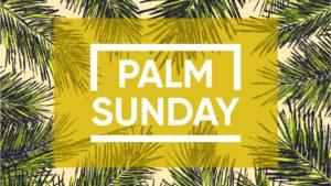 St. Anthony of Padua - Palm Sunday