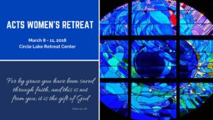 ACTS Women's Retreat